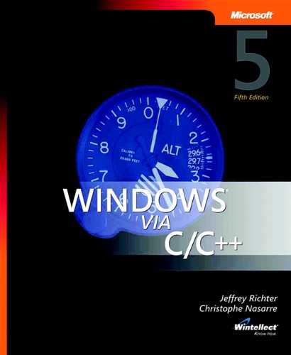 9780735663770: Windows via C/C++ (softcover) (Developer Reference)