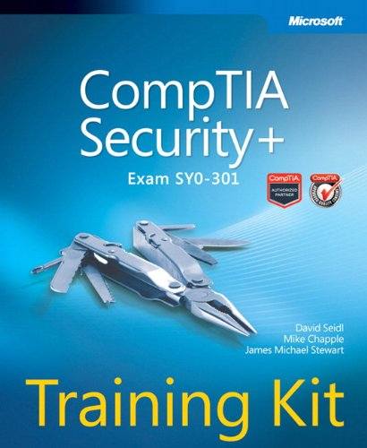 9780735664265: CompTIA Security+ Training Kit (Exam SY0-301) (Microsoft Press Training Kit)