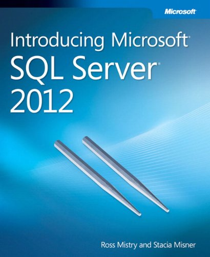 9780735665156: Introducing Microsoft SQL Server 2012
