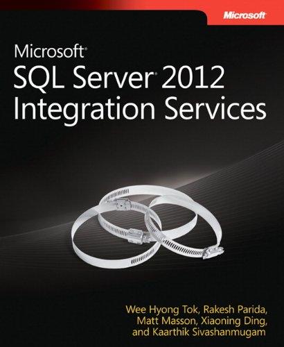 9780735665859: Microsoft SQL Server 2012 Integration Services (Developer Reference)