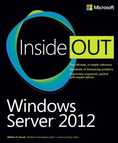 9780735666313: Windows Server 2012 Inside Out
