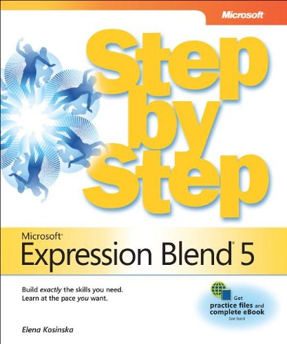 9780735666542: Microsoft® Expression Blend® 5 Step by Step: The premier design tool for XAML and HTML5 Metro style applications (Step By Step (Microsoft))