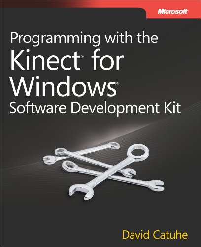9780735666818: Programming with the Kinect for Windows Software Development Kit: Add gesture and posture recognition to your applications (Developer Reference)