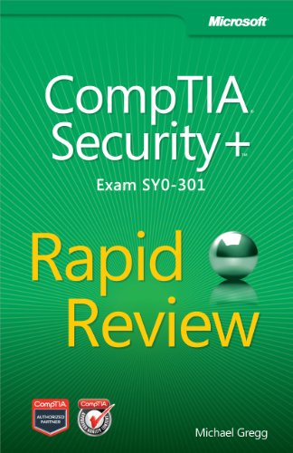 9780735666856: CompTIA Security+ Exam SY0-301 Rapid Review
