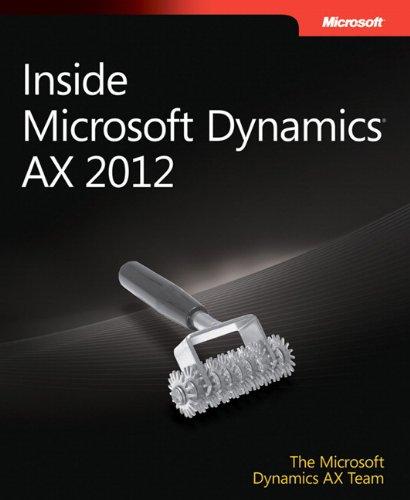 9780735667105: Inside Microsoft Dynamics AX 2012 (Developer Reference)
