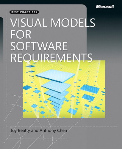 9780735667723: Visual Models for Software Requirements (Developer Best Practices)