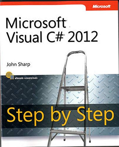 9780735668010: Microsoft Visual C# 2012 Step by Step