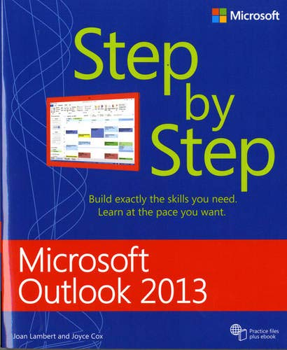 9780735669093: Microsoft Outlook 2013 Step by Step