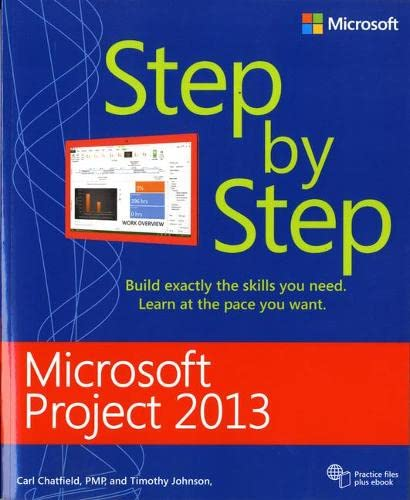 9780735669116: Microsoft Project 2013 Step by Step