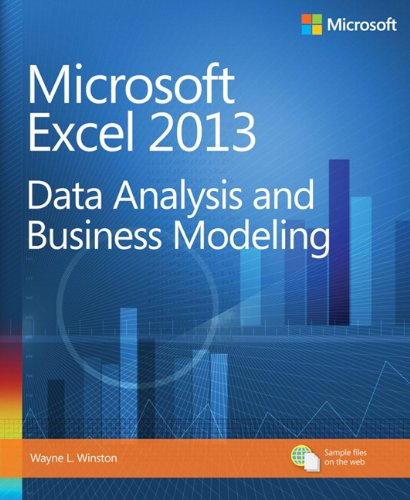 9780735669130: Microsoft Excel 2013 Data Analysis and Business Modeling