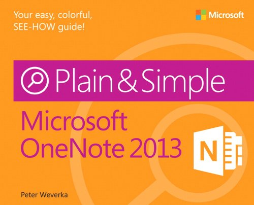 9780735669345: Microsoft OneNote 2013 Plain & Simple