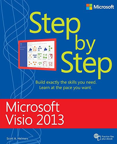 9780735669468: Microsoft Visio 2013 Step By Step