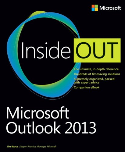 9780735671270: Microsoft Outlook 2013 Inside Out