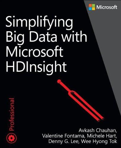 9780735673809: Simplifying Big Data with Windows Azure HDInsight Service
