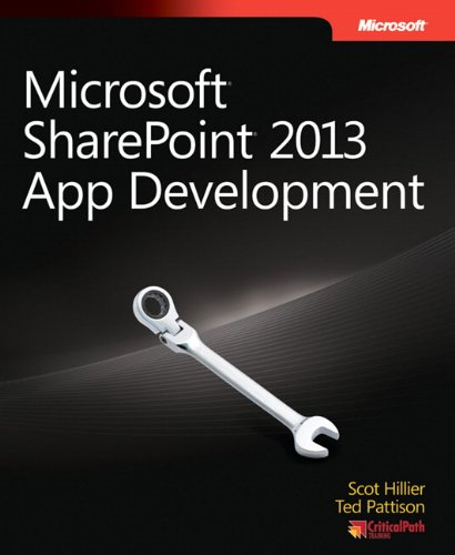 9780735674981: Microsoft SharePoint 2013 App Development