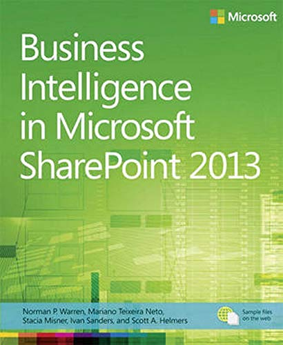 9780735675438: Business Intelligence in Microsoft SharePoint 2013