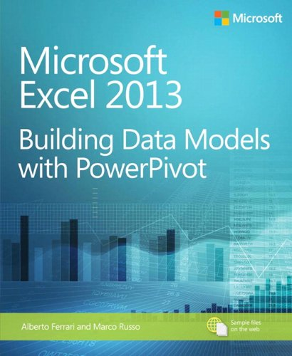 9780735676343: Microsoft Excel 2013: Building Data Models With PowerPivot