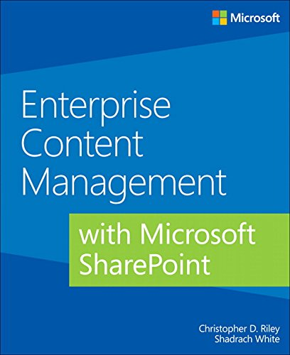 9780735677821: Microsoft SharePoint 2013: Enterprise Content Management