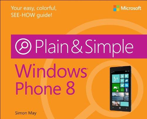 9780735679030: Windows® Phone 8 Plain & Simple