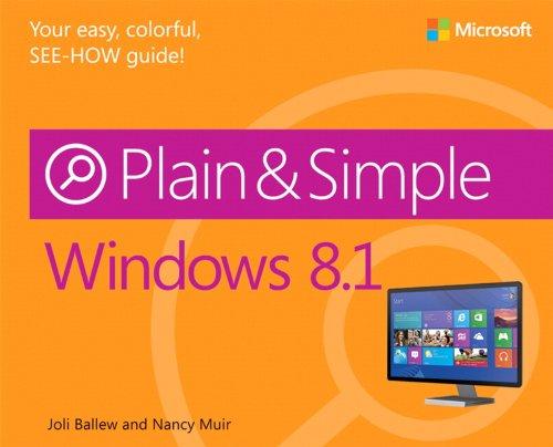 9780735681279: Windows 8.1 Plain & Simple