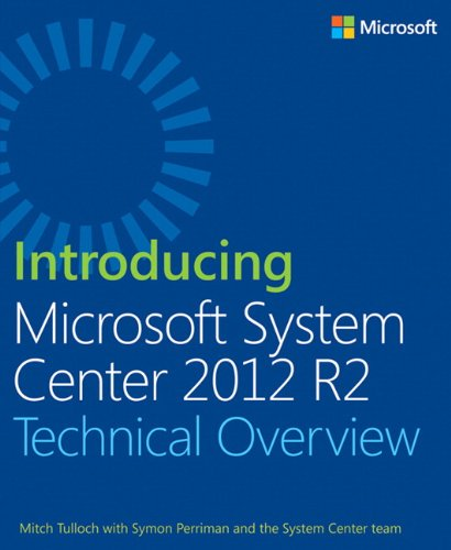 9780735682832: Introducing Microsoft System Center 2012 R2