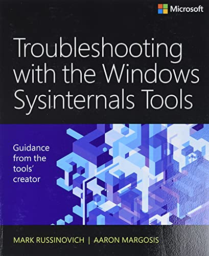 9780735684447: Troubleshooting with the Windows Sysinternals Tools
