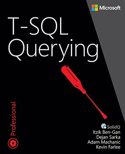 9780735685048: T-SQL Querying (Developer Reference)