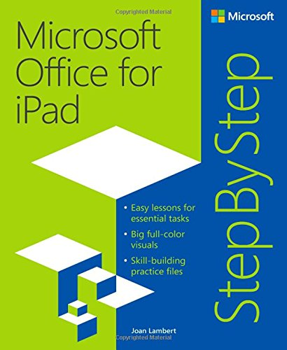 9780735696952: Microsoft Office for Ipad Step by Step