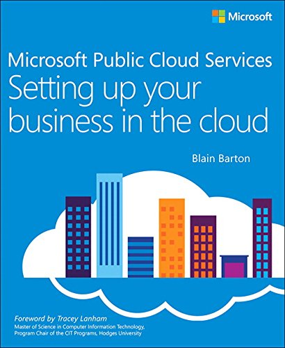 9780735697058: Microsoft Public Cloud Services: Setting Up Your Business in the Cloud
