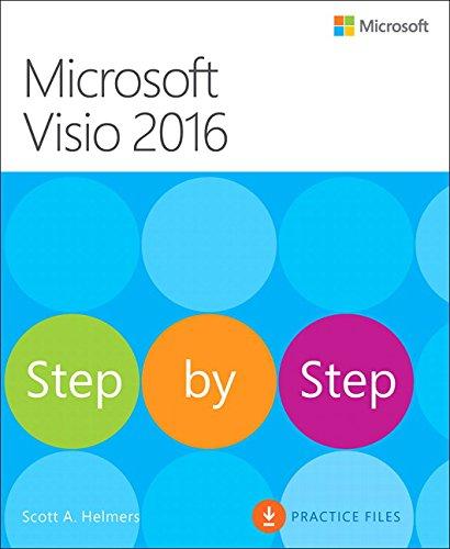 9780735697805: Microsoft Visio 2016 Step By Step