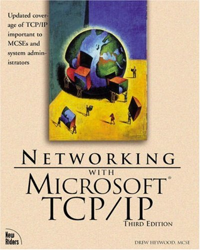 9780735700147: Networking with Microsoft TCP/IP (3rd Edition)