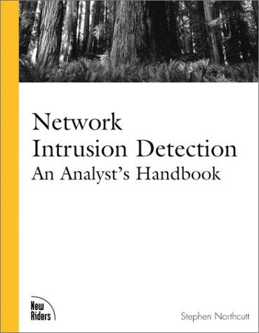 9780735708686: Network Intrusion Detection: An Analysts' Handbook