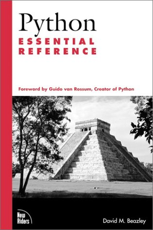 9780735709010: Python Essential Reference