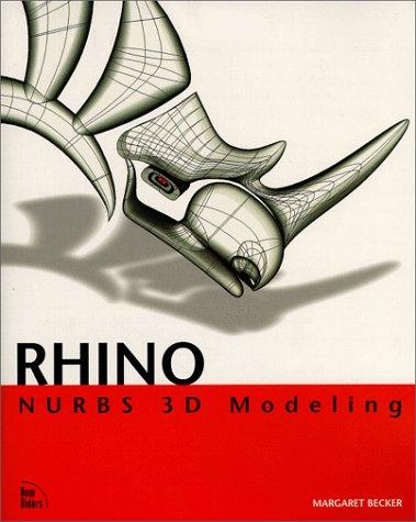 9780735709256: Rhino Nurbs 3d Modeling