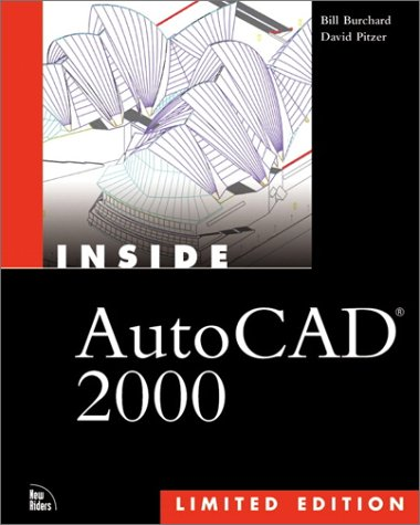 9780735709478: Inside AutoCAD(R) 2000, Limited Edition