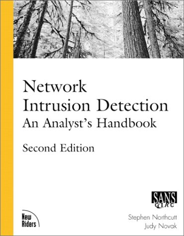 9780735710085: Network Intrusion Detection: An Analyst's Handbook