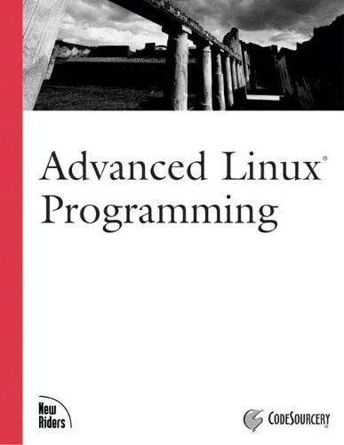 9780735710436: Advanced Linux Programming