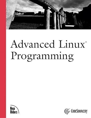 9780735710436: Advanced Linux Programming