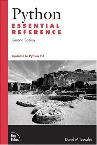 9780735710917: Python Essential Reference