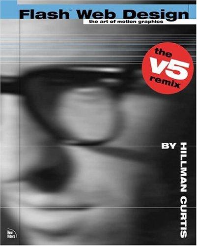 9780735710986: Flash Web Design: The v5 Remix