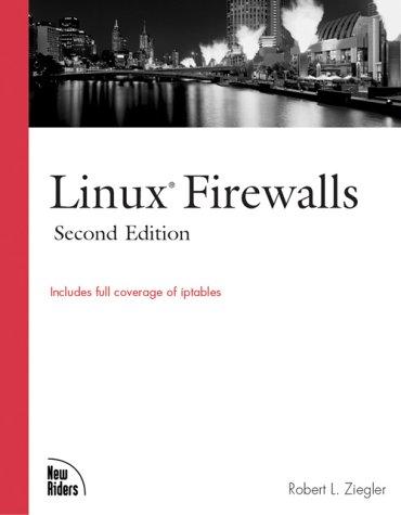 9780735710993: Linux Firewalls