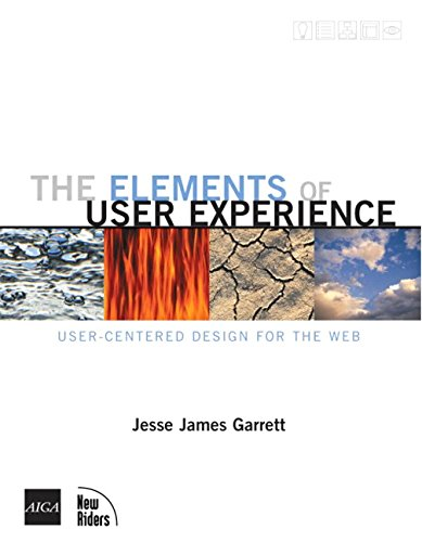 9780735712027: The Elements of User Experience: User-Centered Design for the Web