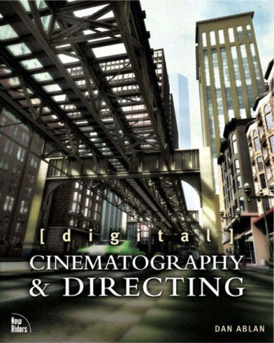 9780735712584: Digital Cinematography & Directing