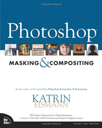 9780735712799: Photoshop Masking & Compositing (Voices)