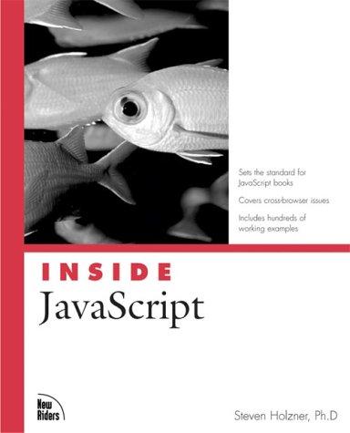 9780735712850: Inside JavaScript