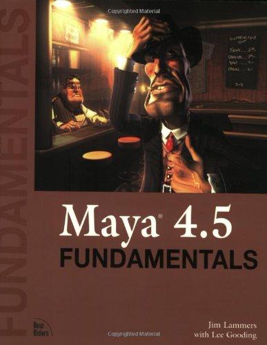 9780735713277: Maya 4.5 Fundamentals