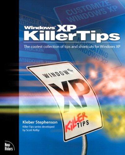 Windows XP Killer Tips: Kleber Stephenson