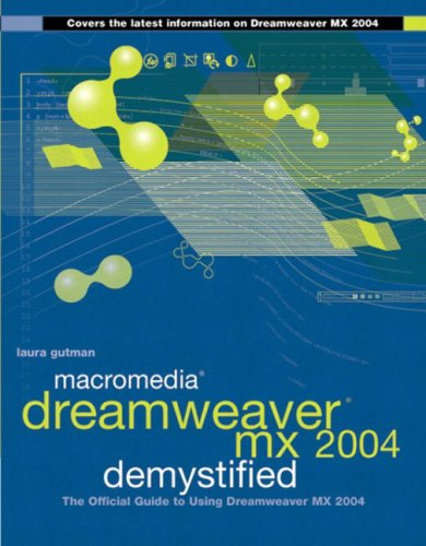 9780735713840: Macromedia Dreamweaver MX 2004 Demystified