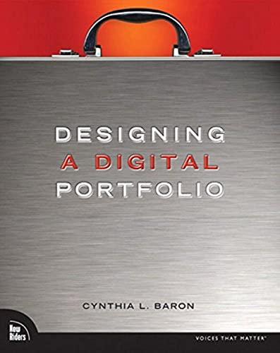 9780735713949: Designing a Digital Portfolio
