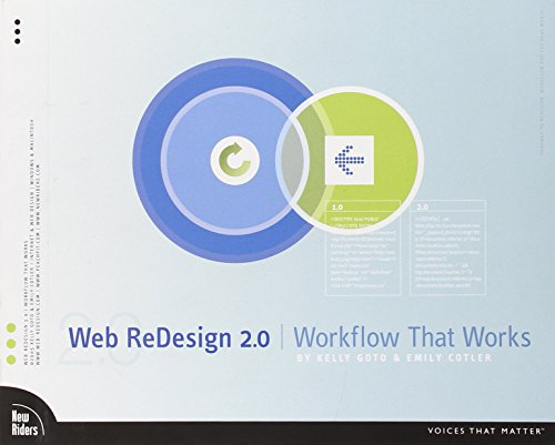 9780735714335: Web ReDesign 2.0: Workflow that Works (2nd Edition)
